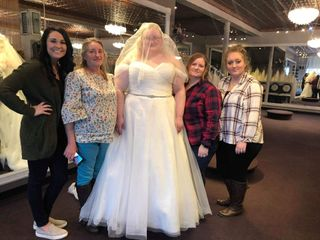 Wendy's Bridal Cincinnati 5
