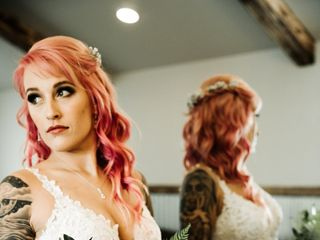 Christina Stevens Wedding Stylist 3