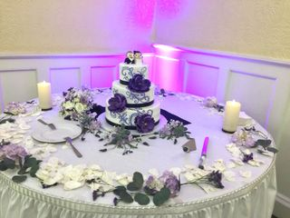 Van Nuys Wedding Flowers 1