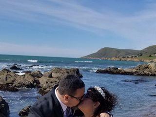 Cheryl Bariel Officiant, Bella Wedding Day 7