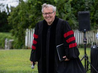 Rev. Dr. Robert Henderson 1