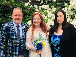 Heather Rose, Wedding Officiant 4