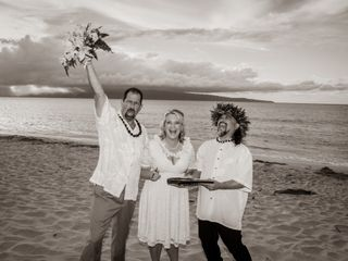 Aloha Beach Weddings of Maui 1