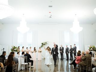 Modern Bliss Weddings 1