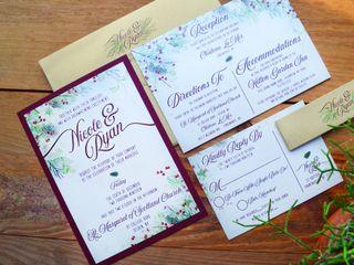 Red Letter Day Invitations & Design 2