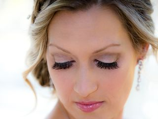 Lili's Weddings Makeup Artist and Hair Styling Group 4