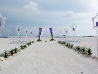 Florida Beach Weddings by Weddings On a Whim 2
