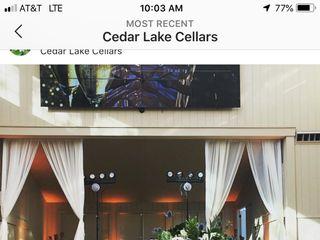 Cedar Lake Cellars 1