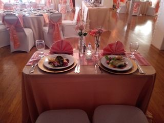 Harvest Executive Banquet Center 1