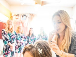 Key West Wedding Hair and Makeup Artistry 7