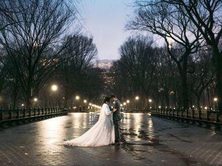 A Central Park Wedding 3