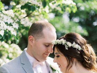 Baltimore Bridal Hair 5