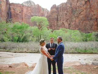 St. George/Zion Wedding Officiant 1