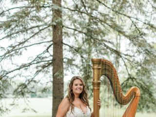 Meg Rodgers, Harpist 3