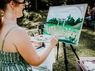 Laura Ashley Live Art 5