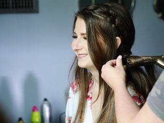 Hair and makeup by Jenna Balkey 4