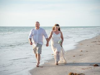 Florida Beach Weddings by Weddings On a Whim 2