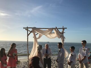 A Beautiful Florida Wedding 3