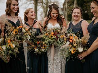 Sandra L. Porterfield Wedding & Event Floral Designs 2