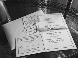Maureen H. Hall Stationery and Invitations 1