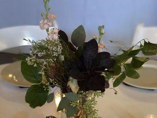 Gardenia floral design 7
