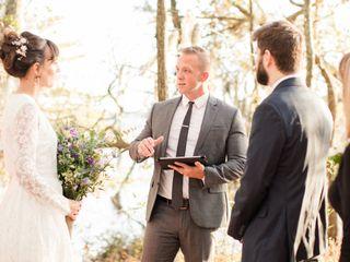 James Davis, The Wedding Pastor 3