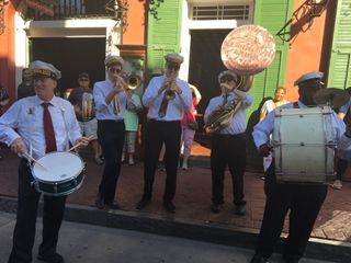 The New Orleans Spice Brass Band 7