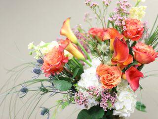 Concrete Rose Floral 5