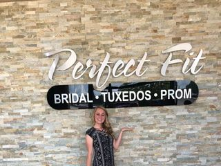 Perfect Fit Bridal Tuxedos Prom 1