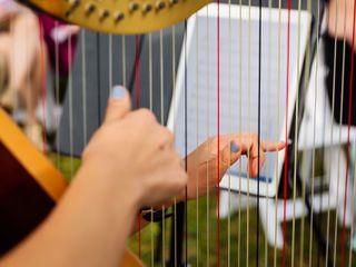 Harpist Kristen Elizabeth 2