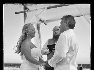 Will Poole, Wedding Officiant 3