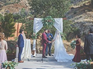Weddings at Reptacular Animals Ranch in the Forest 2