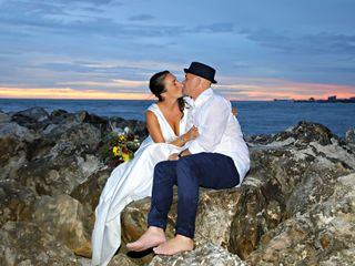 Florida Sunset Beach Wedding 3