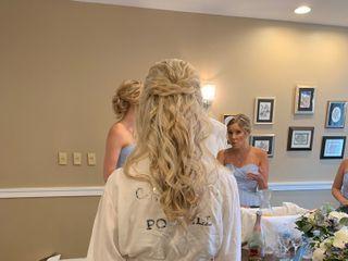 Baltimore Bridal Hair 2
