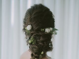 Bridal hair by Remona 5