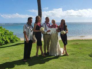 Just Married Hawaii 3