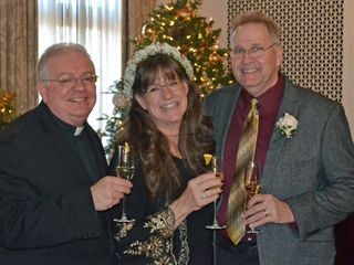 """I Do"" Weddings with Rev. Phil Landers 1"