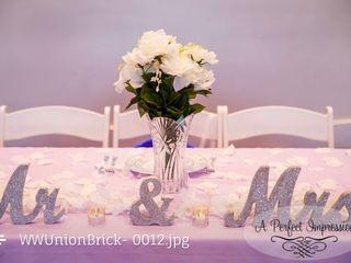 Union Brick by Wedgewood Weddings 4