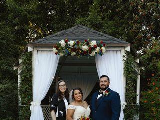 Rev. Mercy - Bilingual Wedding Officiant 3