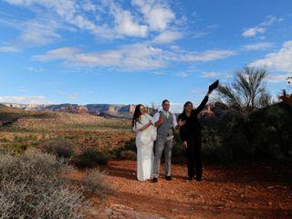 Sedona Elopement Weddings 2