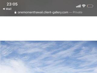 One Moment Hawai'i 3
