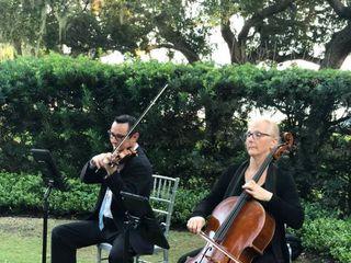 Sunset Strings 1