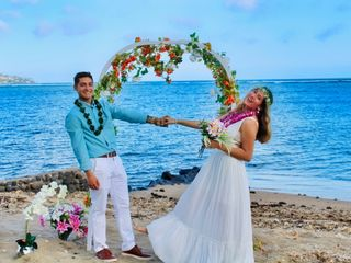 Tie the Knot Wedding and Commitment Officiating 2