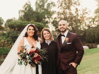 Rev. Rosie's Unforgettable CA Weddings 1