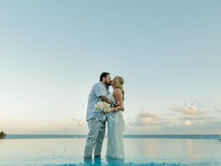 Cancun Wedding Minister/Officiant 7