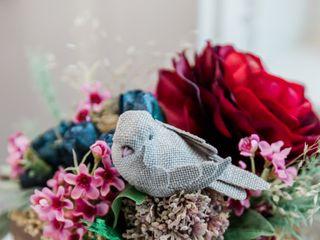 Curious Floral 1