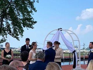 Lyman Harbor Waterfront Weddings 1