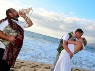 Hawaiian Island Weddings 4