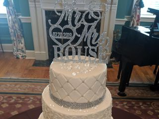 Embree House Wedding Cakes 1