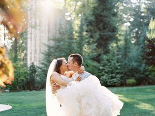 Blue Rose Photography - Seattle Wedding Photographer 3